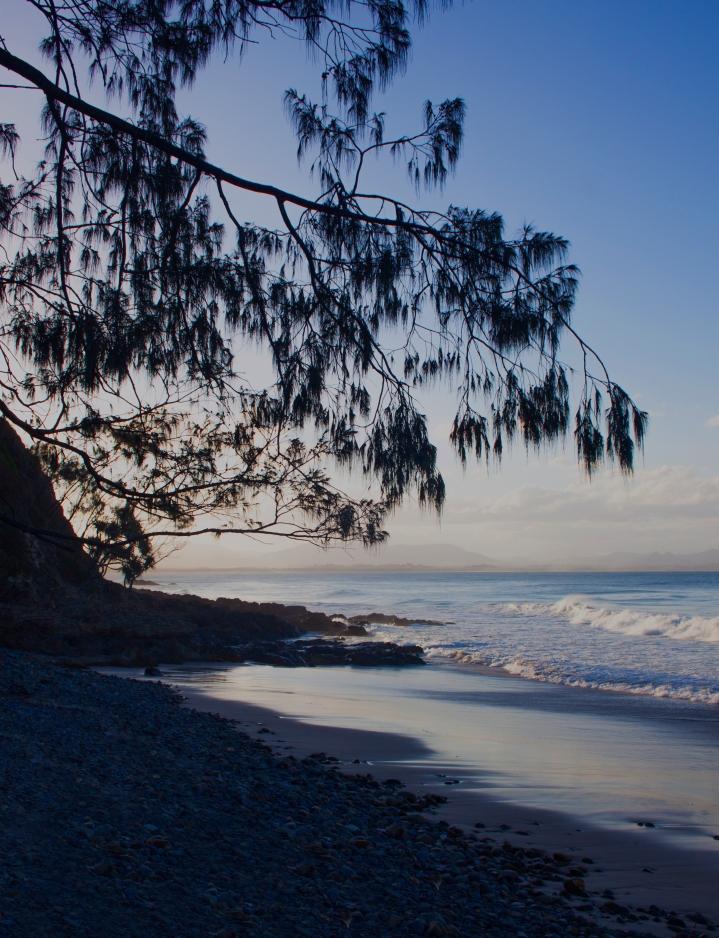 Wategos Beach Byron Bay
