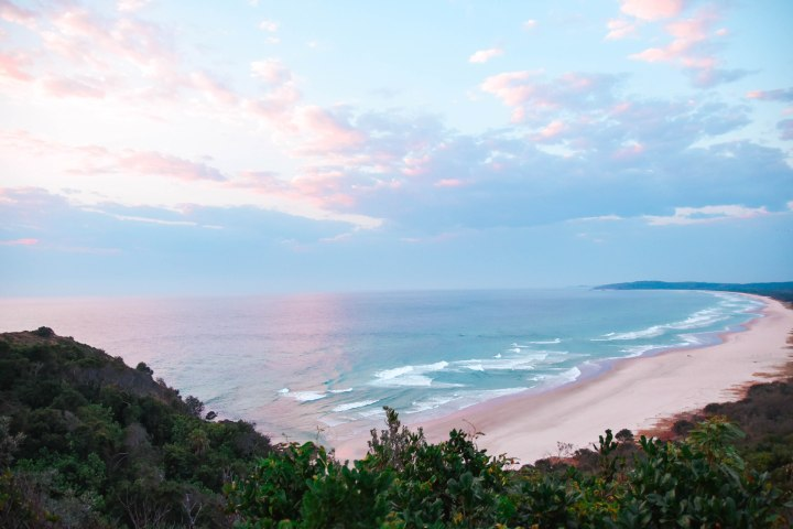 THE BYRON SUNRISE YOU NEED TO SEE